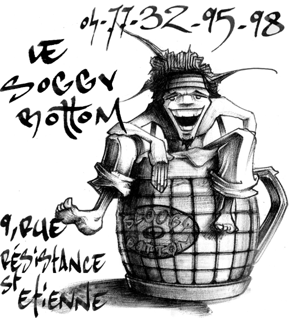 Logo Bar Le Soggy Bottom
