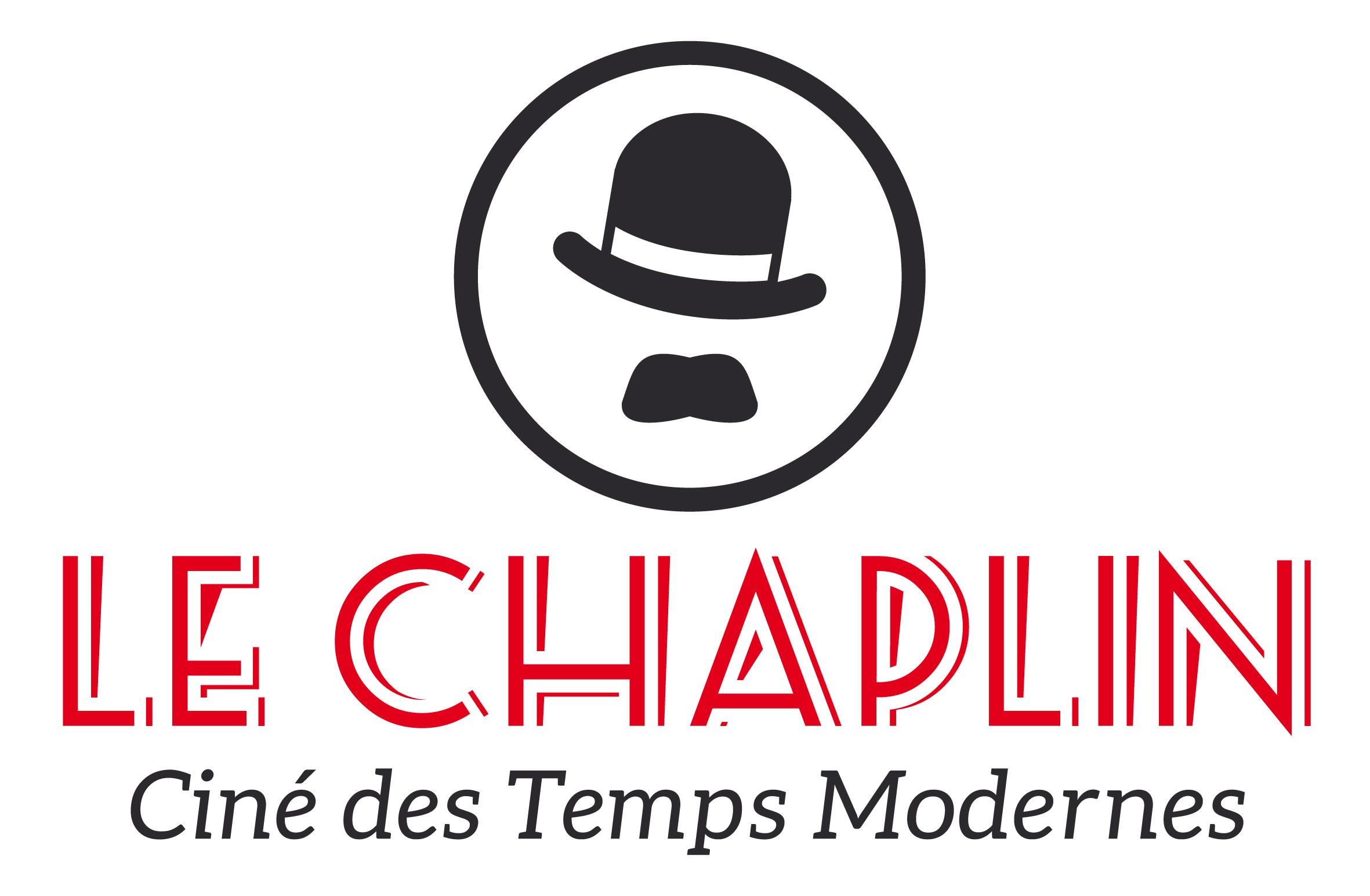 Logo Cinéma Le Chaplin Rive de Gier