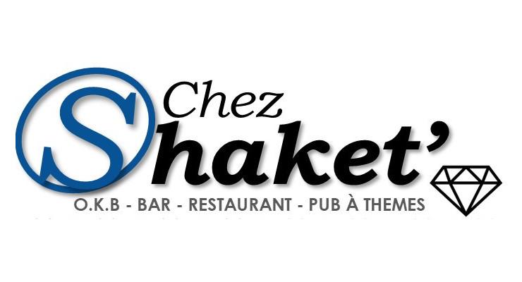 Logo Bar - Restaurant Chez Shaket - O.K.B.