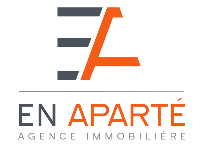 Logo Agence Immobilière En Aparté