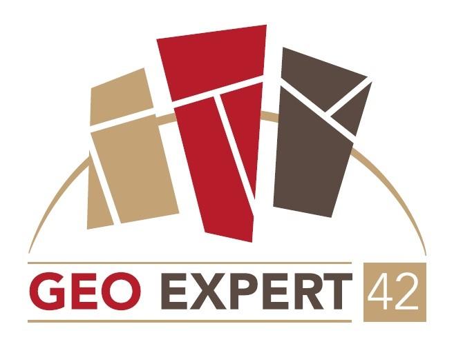Logo Géomètre Geo Expert 42
