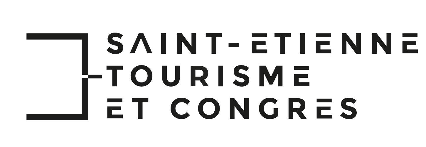 Logo Saint-Étienne tourisme et congres