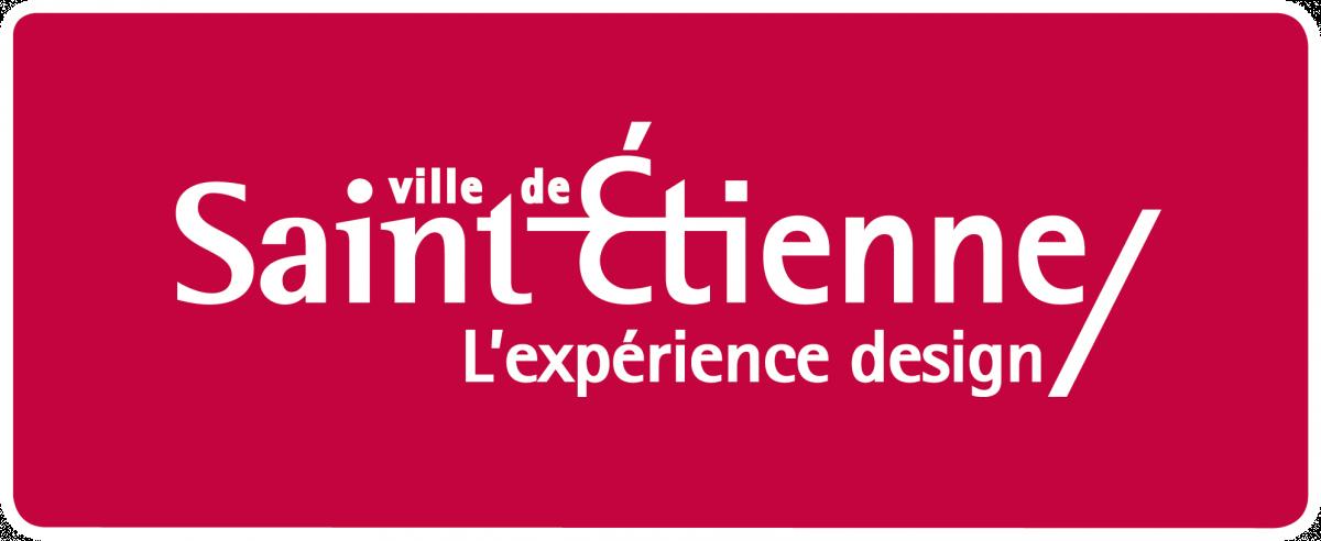 Logo ville de Saint-Étienne