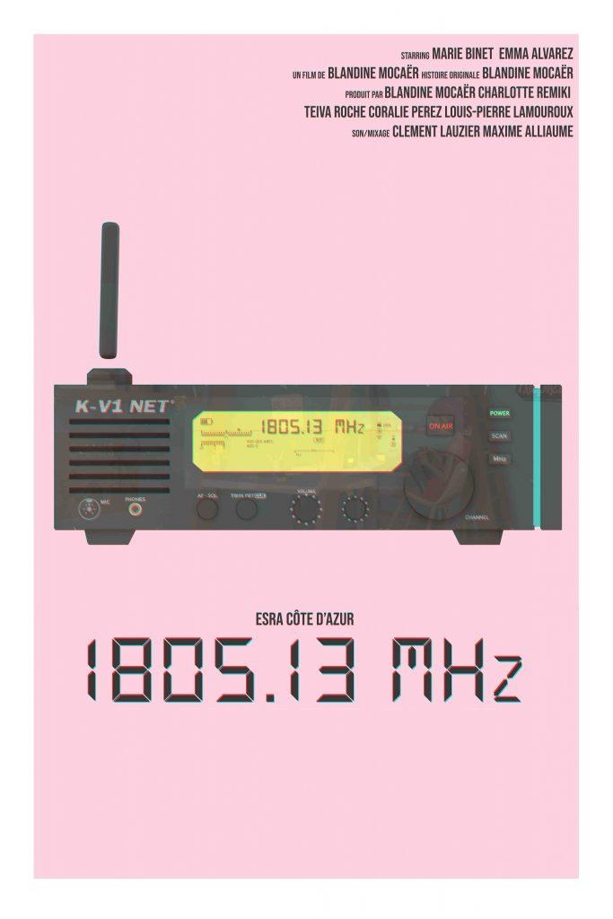 Affiche 1805.13 MHz