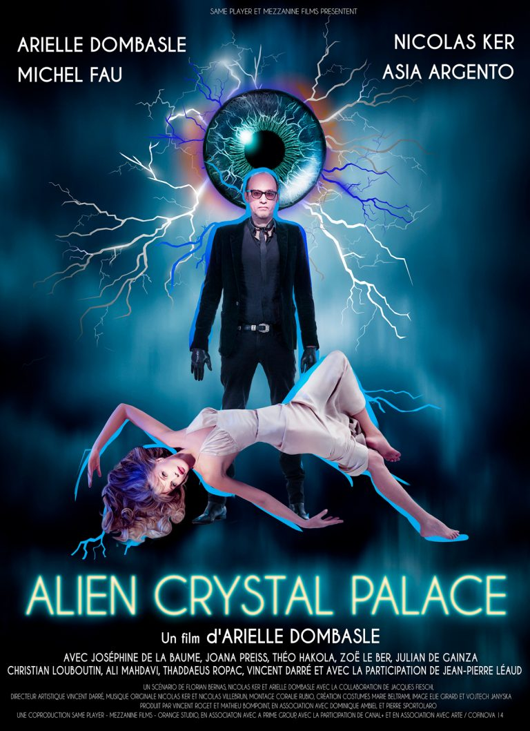 Affiche Alien Crystal Palace