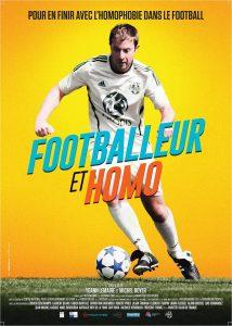 Affiche Footballeur et homosexuel: au coeur du tabou