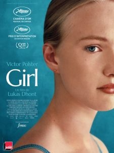 Affiche Girl Lukas Dhont 2018