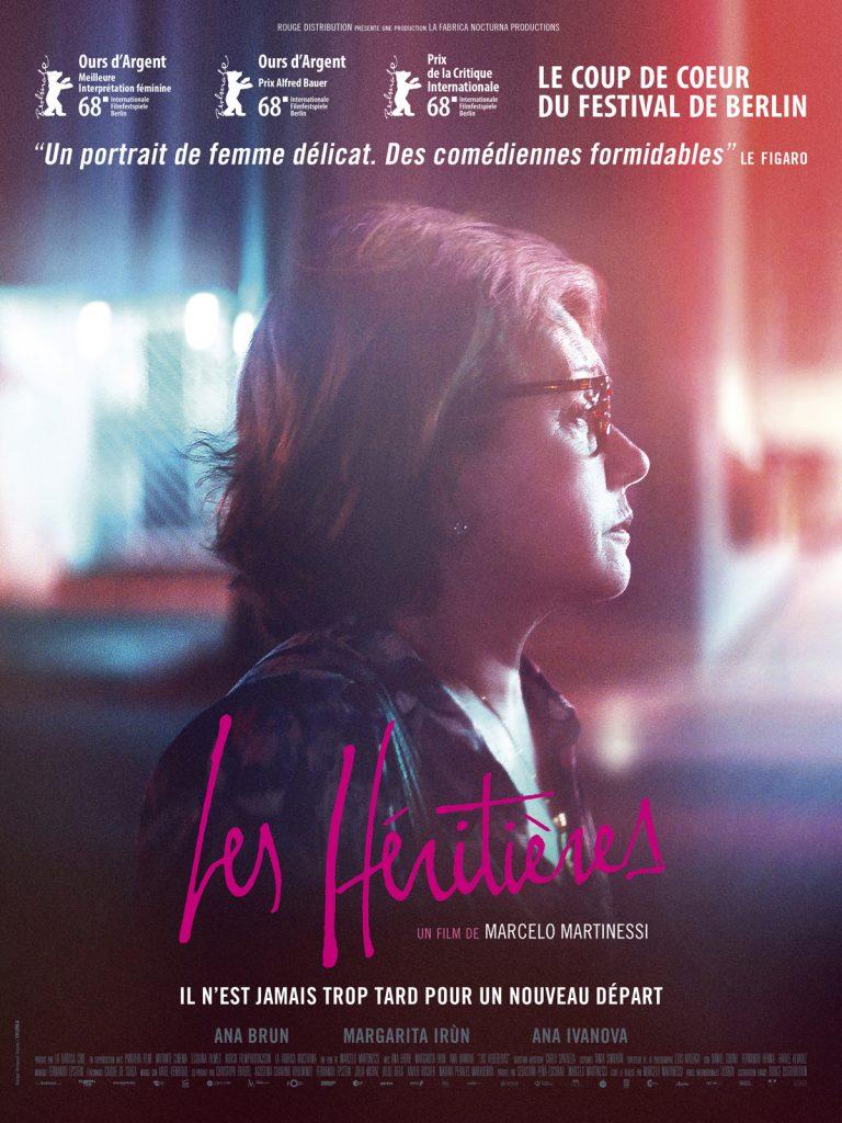 Affiche Les Héritières 2018