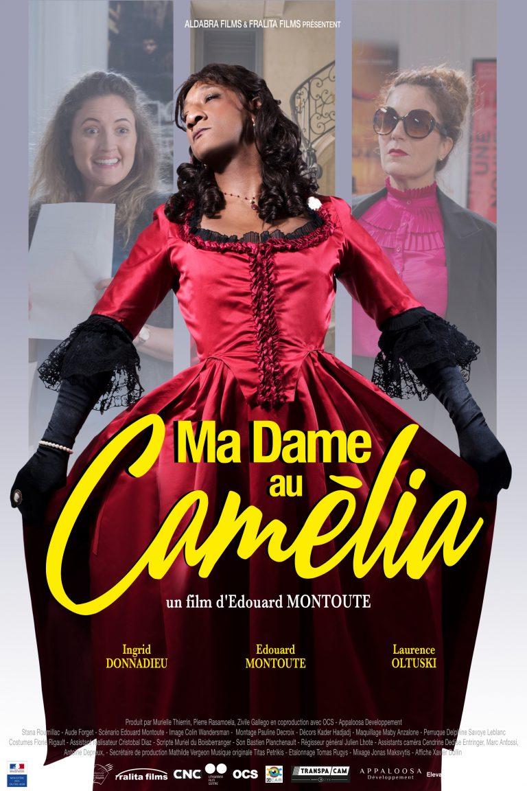 Affiche Ma Dame au Camélia