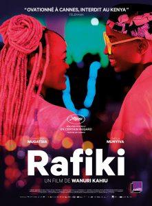 Affiche Rafiki 2018