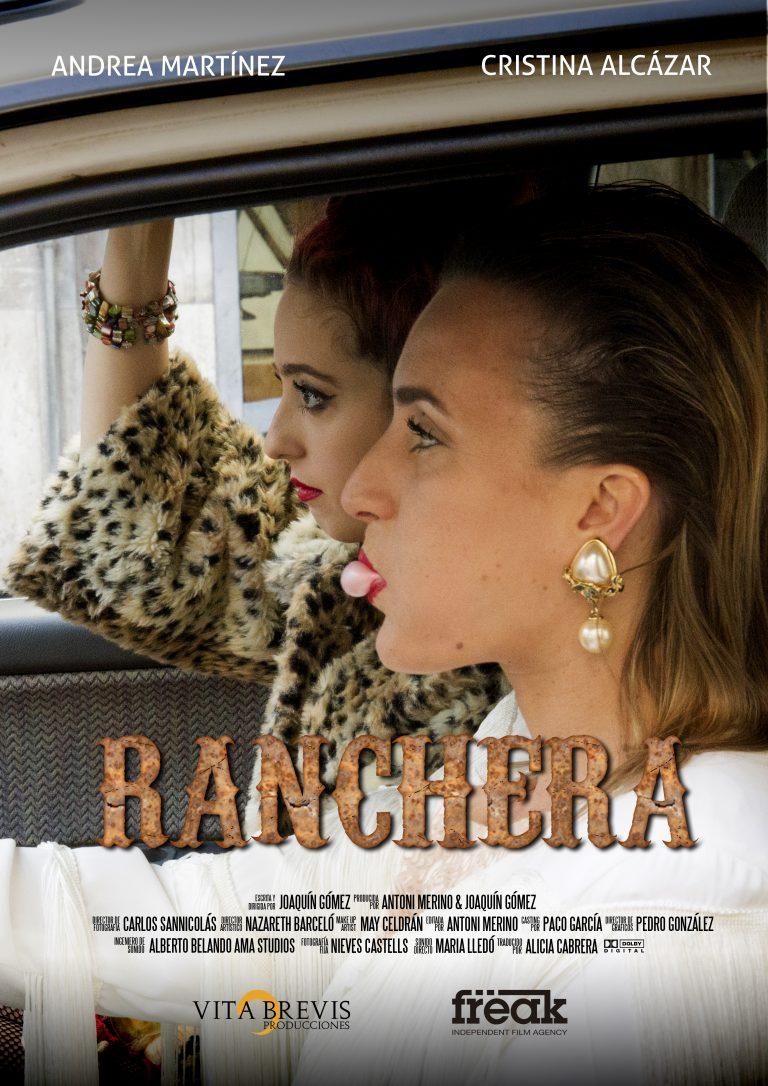 Affiche Ranchera