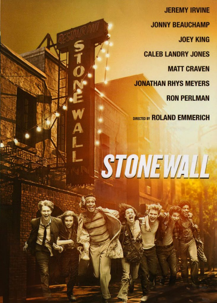 Affiche Stonewall 2015