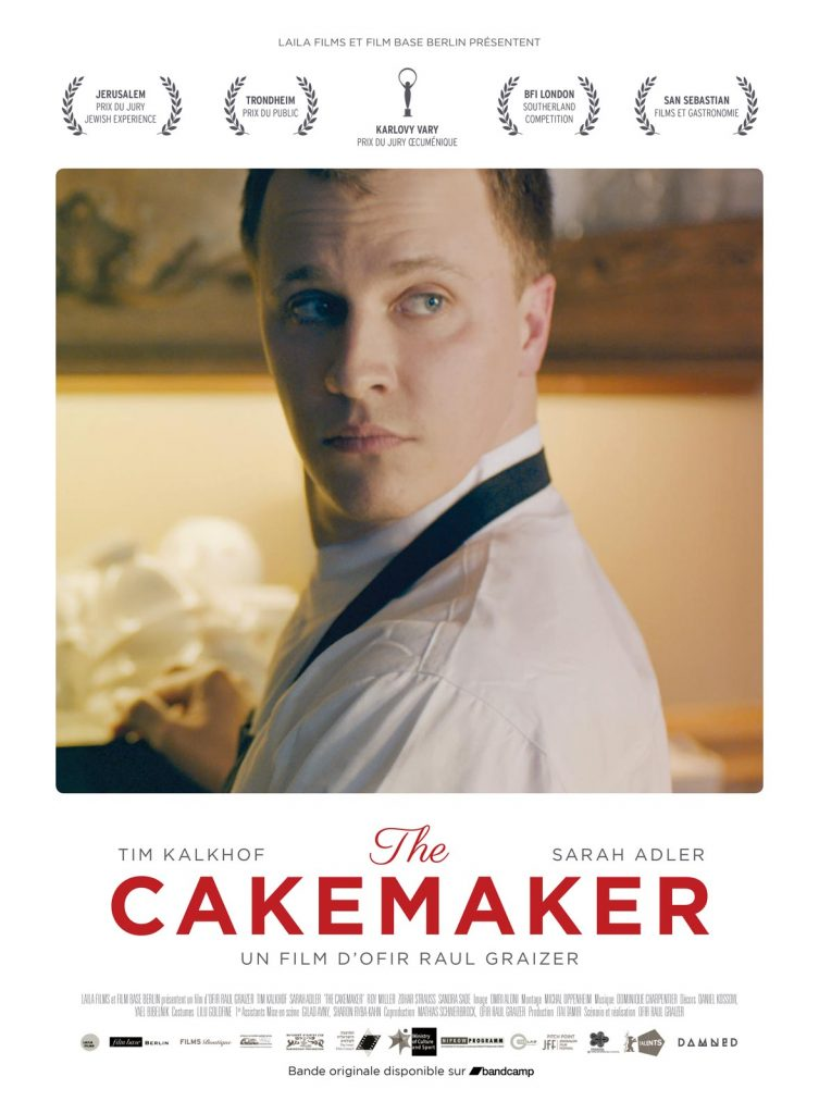 Affiche The Cakemaker 2017