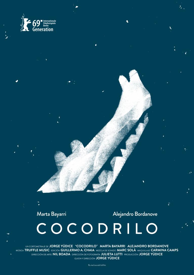 Cocodrilo affiche