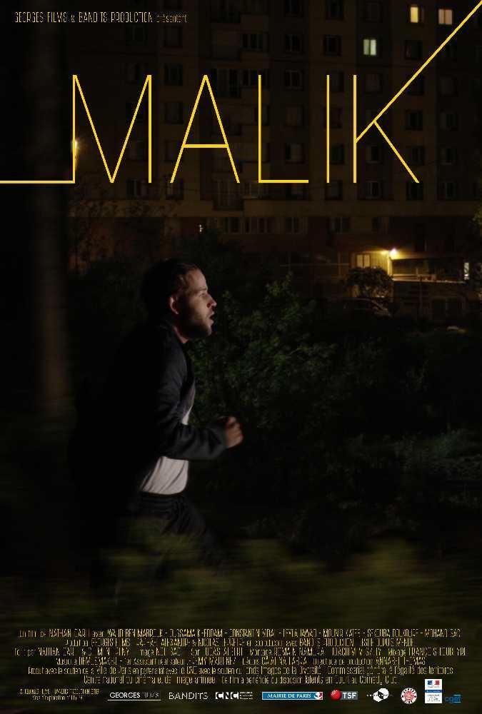 Affiche Malik