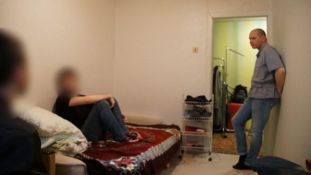 Affiche Gays dans le Caucase
