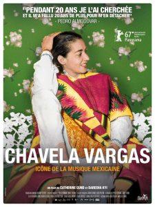 Affiche Chavela Vargas