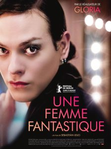 Affiche Une femme fantastique 2017