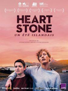 Affiche Heartstone: Un été islandais