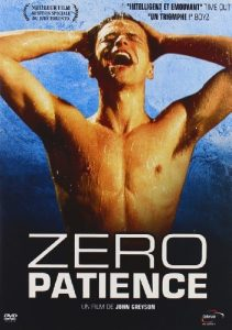 Affiche Zéro Patience 1993